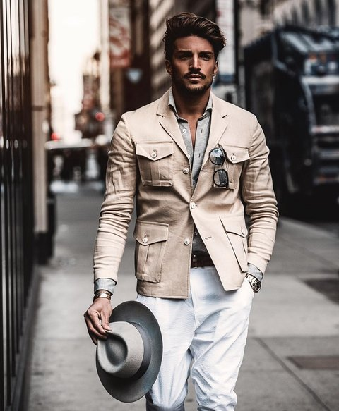 Top 10 Fashion Instagram Profiles That Inspire For Men - StarBiz.com