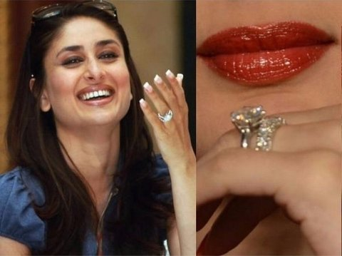 Most Expensive Bollywood Wedding Rings The Pataudi To Priyanka