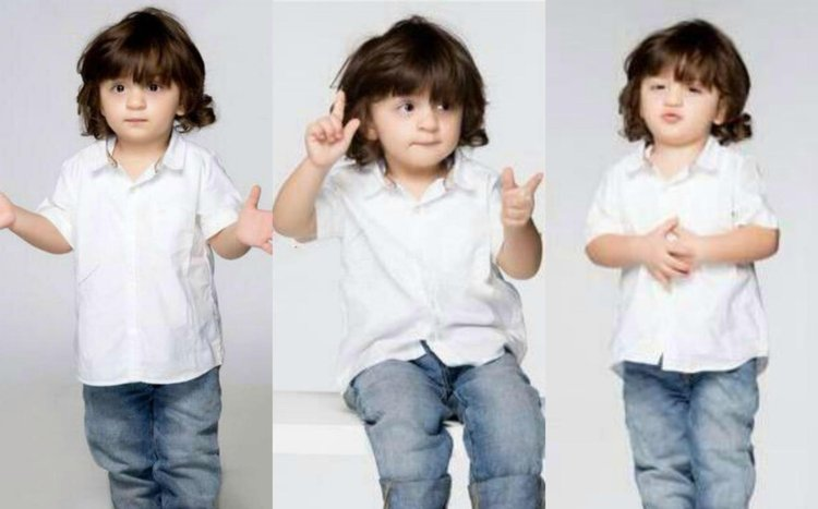 Happy Birthday AbRam: Shah Rukh Khan's Adorable Moments With