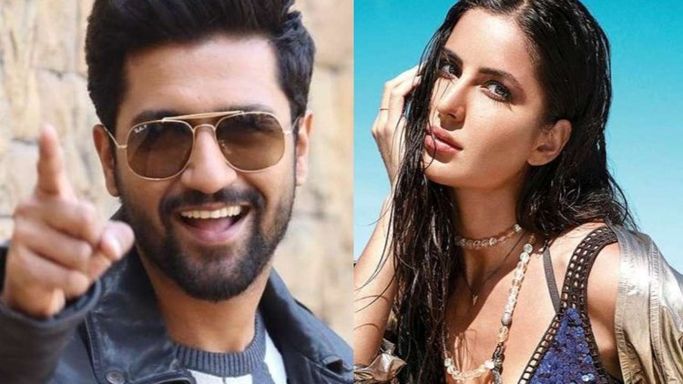 Katrina Kaif is Hinting At The Relationship with Vicky ...