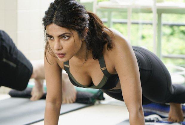 Priyanka Chopra Fitness