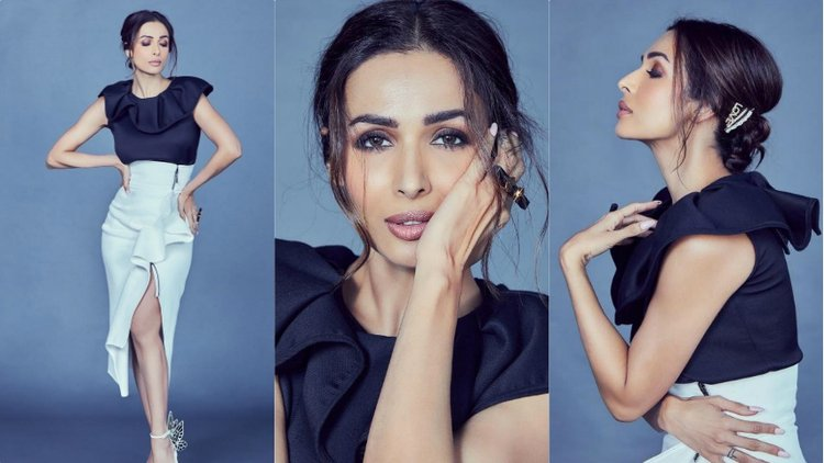 Malaika Arora Gives You Lesson On Wearing Ruffles
