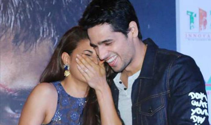 Sidharth And Jacqueline