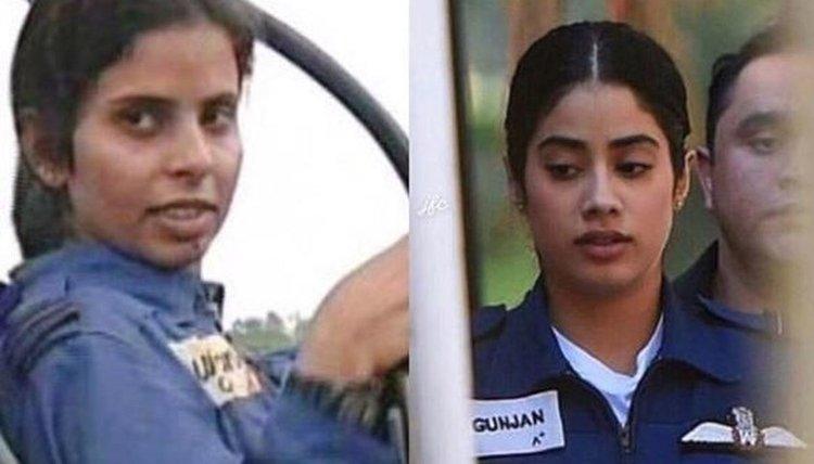 upcoming biopics Janhvi Kapoor in Gunjan Saxena biopic
