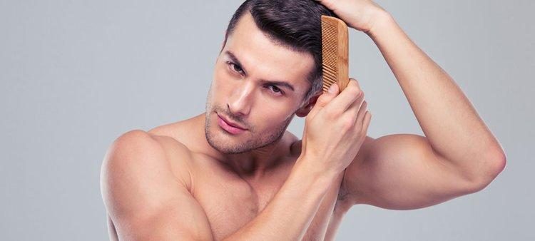 Haircare tips men