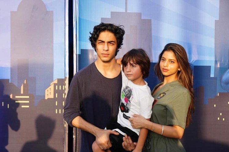 Shah Rukh Khan Kid