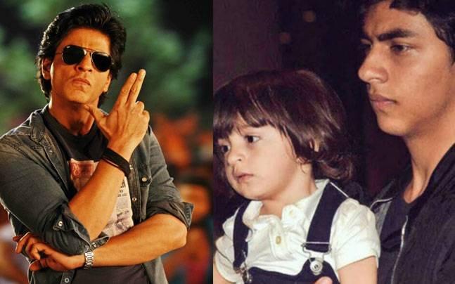 Shah Rukh Khan Abram Story 647 051217014118