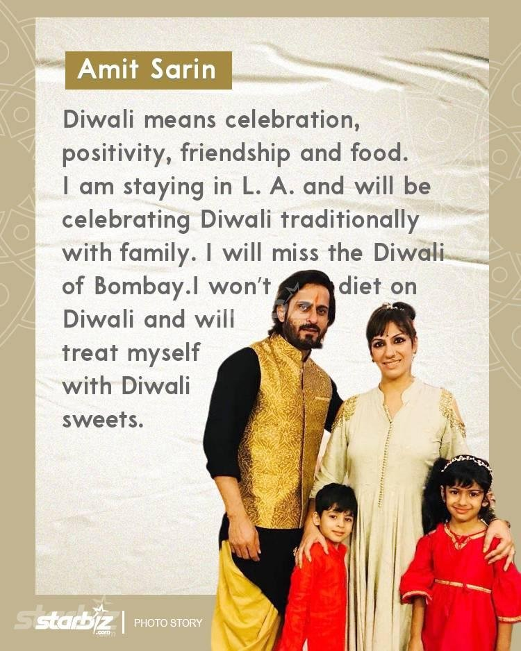 Diwali Is Here Check Out These Tv Actors Plans On The Light Festival - Starbizcom-2036