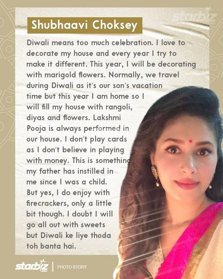Diwali Is Here Check Out These Tv Actors Plans On The Light Festival - Starbizcom-7098