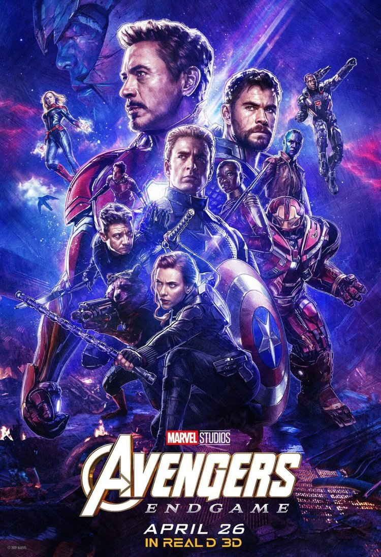 Avengers-Endgame-Hollywood-best-action-movies
