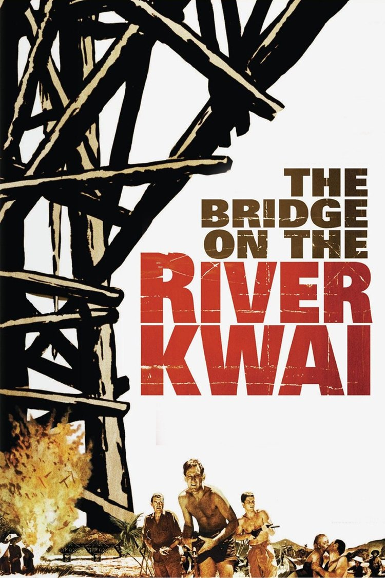The-Bridge-On-The-River-Kwai-Hollywood best-action-movies