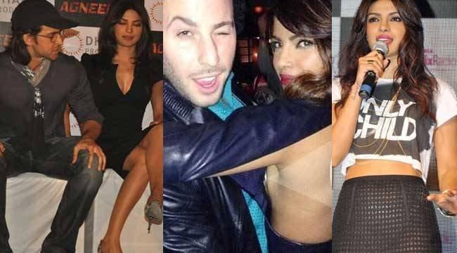 Priyanka Chopra Oops Moments