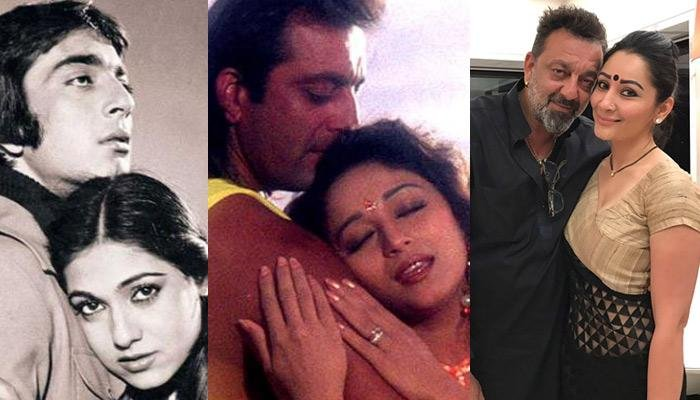 Bollywood Actors With Most Girlfriends: Sanjay Dutt Has ...