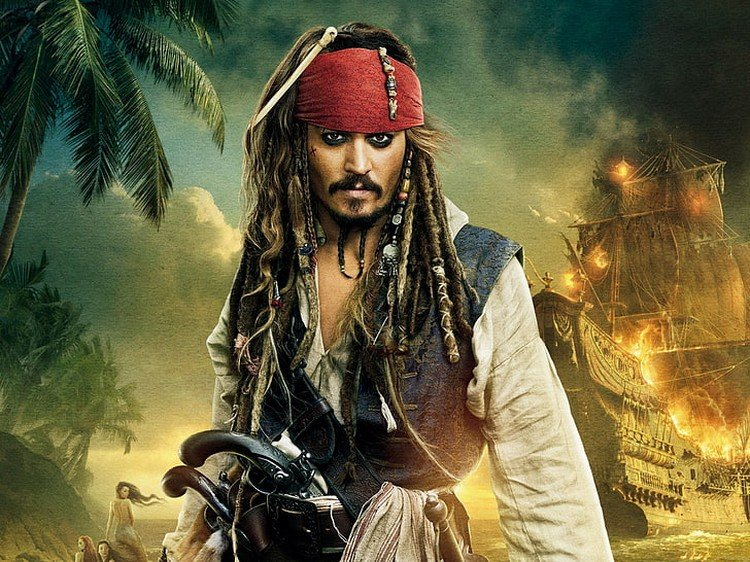Johnny Depp top richest Hollywood actors