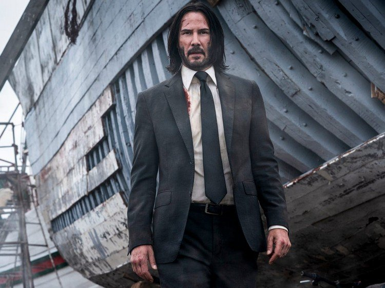 Keanu Reeves Richest Hollywood Actors