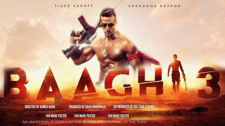 Baaghi 3 Movie Download 2
