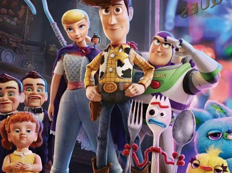 Toy Story 4 Best Hollywood Movies 2019