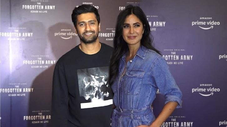 Katrina Kaif and Vicky Kaushal - The Complete Timeline ...