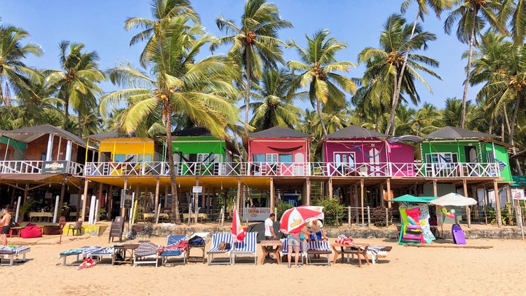 Goa safe places to travel during pregnancy in India