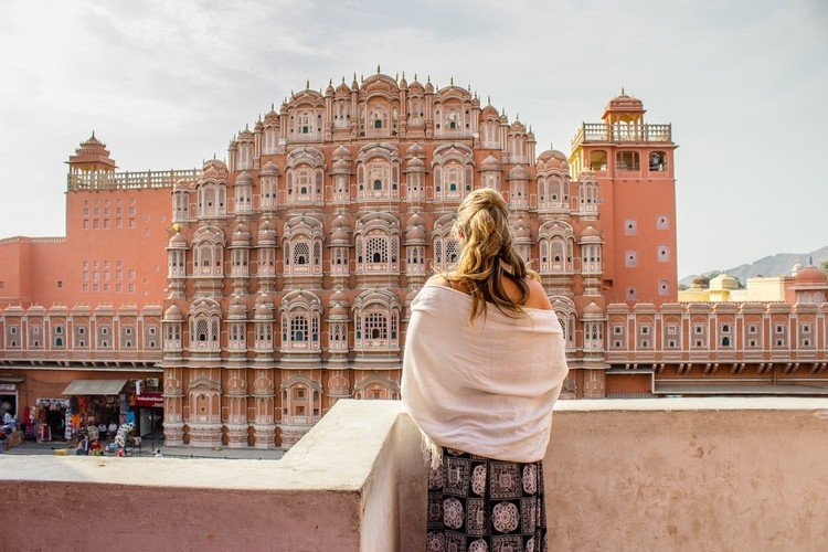 Jaipur safe places to travel during pregnancy in India