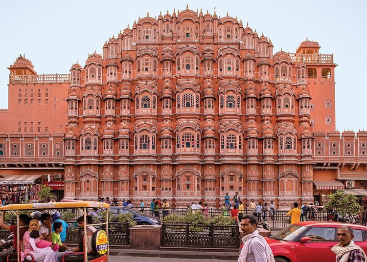 Jaipur Cheap Destinations In India