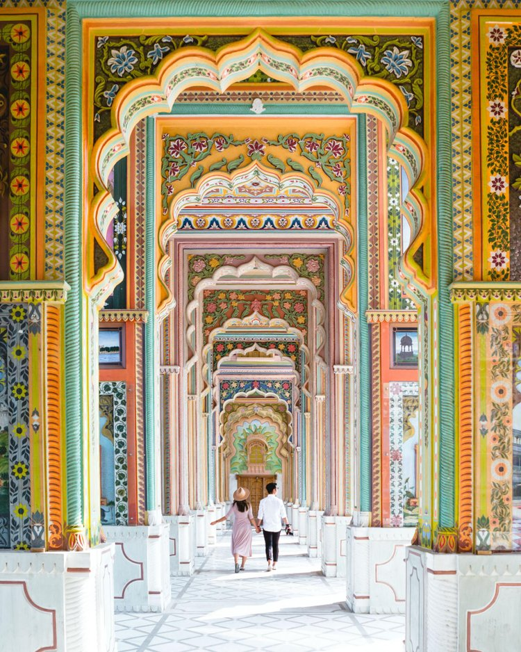 Jaipur Cheap Places In India