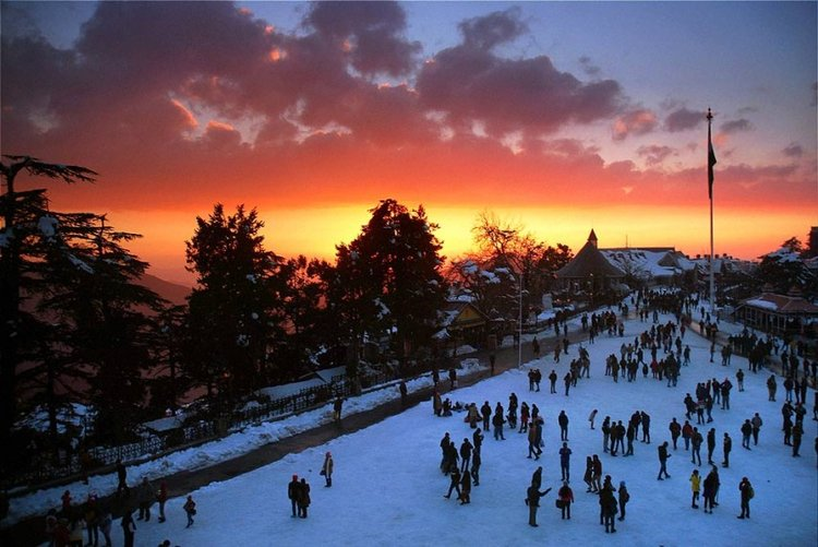 Shimla Safe Places To Travel During Pregnancy In India