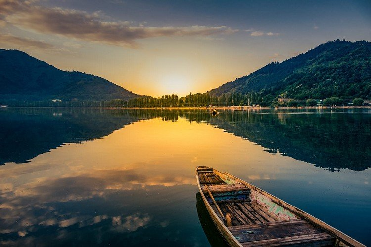 Srinagar Safe Places To Travel During Pregnancy In India