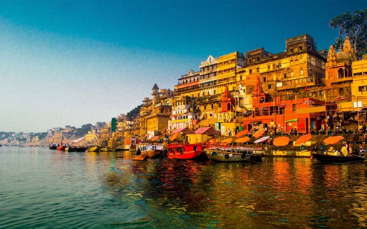 Varanasi Cheap Destinations In India