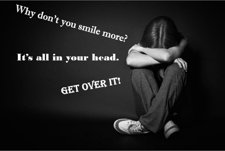 What Not To Say To A Depressed Person 1