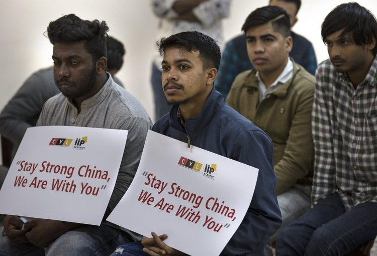 Indians In China 1