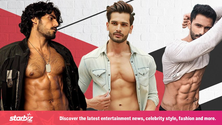 Models indian male Top 30
